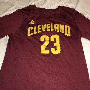 Adidas Youth Cleveland Cavaliers T-shirt